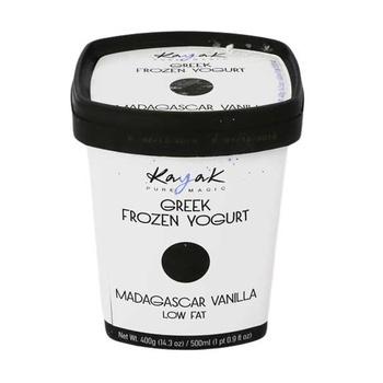 Kayak FrzYoghurt Vanilla 500ml