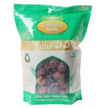 Goodness Foods Lulu Dates 500g