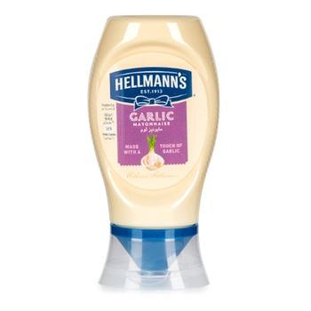 Hellmann'S Mayonnaise Garlic 235g