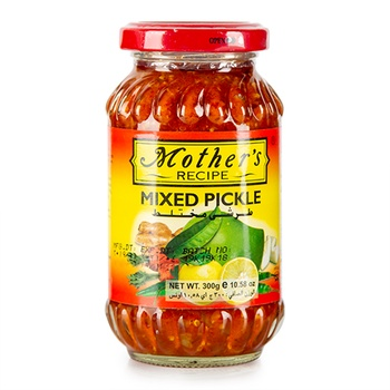 Mother Recipe Ni Mixed Pickle In Oil 300g
