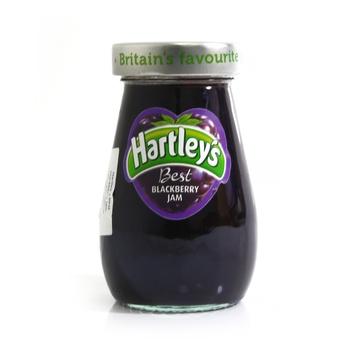 Hartleys Best Blackberry Jam 340g