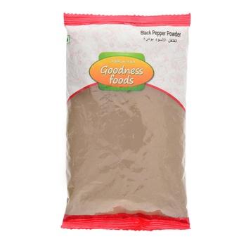 Goodness Foods Black Pepper Powder 250g