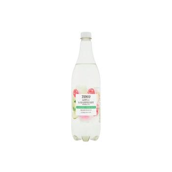 Tesco Sparkling Water Apple & Raspberry 1 ltr