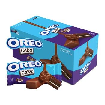 Oreo Choco Cake 24g Pack of 12