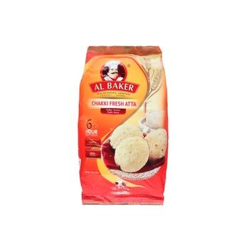 Al Baker Chakki Fresh Atta 1kg