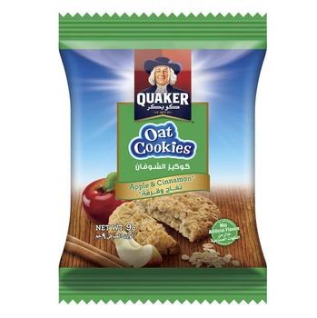 Quaker Oats Cookies Apple Cinnamon 9g
