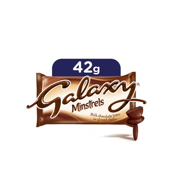 Galaxy Minstrels Chocolate 42g