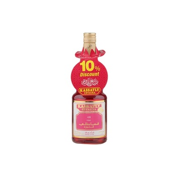 Kassatly Rose Syrup 600ml @10% Off