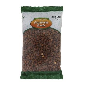 Goodness Foods Black Gram 500g