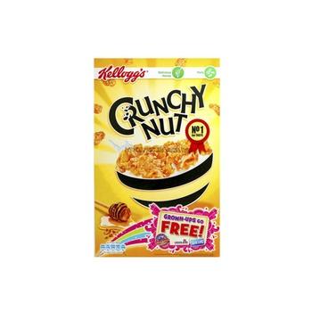 Kelloggs Crunchy Nuts Cereal 500g