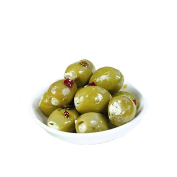 Mondo Foods Marinated Green Olives Filled With Feta Cheese