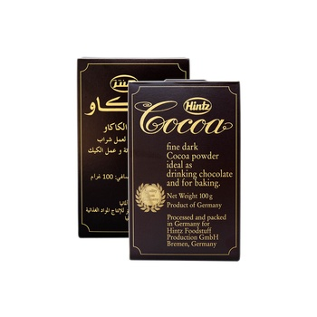 Hintz Coco Powder 2X100g