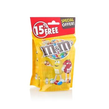 M & M Peanut 2 x 180g