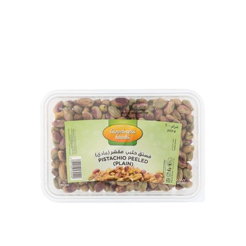 Goodness Foods Pista Peeled (Plain) (B) 200g