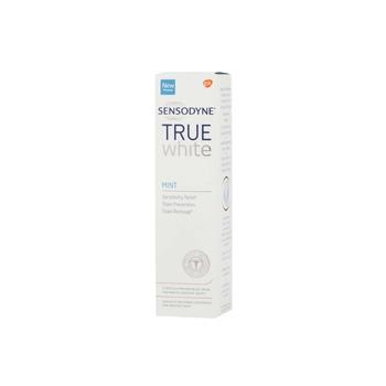 Sensodyne True White Mint Tooth Paste 75ml