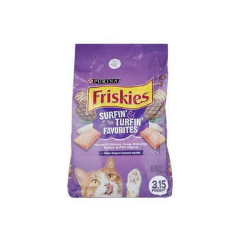 Friskies Surfin & Turfin Favorites 1.42kg