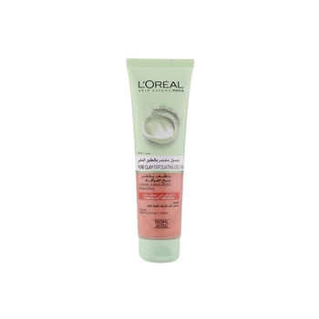 Loreal Dermo Expertise Pure Clay Gel Wash Red Algae