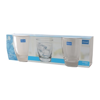 Ocean Tiara Rock 13Oz Tumbler 3 Pc Set