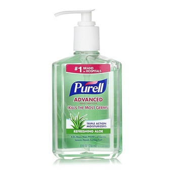 Purell Hand Sanitizer with Aloe 240ml