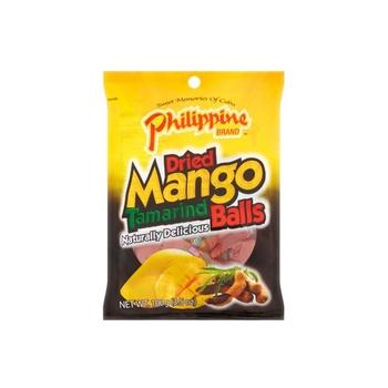 Philippine Dried Mangoes Tamarind 3.5oz
