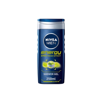 Nivea Men Energy Fresh Shower Gel 250ml
