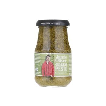 Jamie oliver green pesto sauce 190g