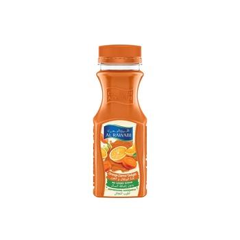 Al Rawabi Orange Carrot Delight Juice 200ml
