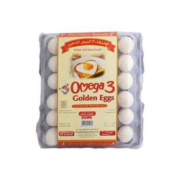 Omega-3 Golden Eggs 30s