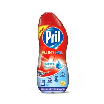 Pril Dish Washer Liquid All in 1 Gel Hygiene 1ltr