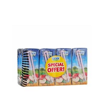 Lacnor Juice Apple 12 X 180ml