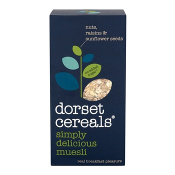 Dorset Simply Delicious Muesli 620g @Special Offer