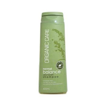 Organic Care Shampoo Normal Balance 400ml