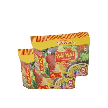 Wai Wai Noodles Pkt Chicken Pack Of 10