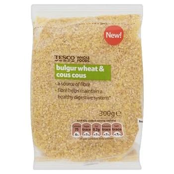 Tesco Whole Foods Bulgur Wheat Couscous 300g