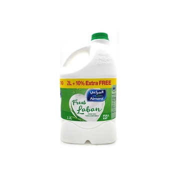 Almarai Laban Full Cream 2.2 ltr
