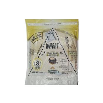 Mountain Bread Wheat Wraps 200g