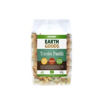 Earth Goods Organic Fusili Triclore Spirals 500g