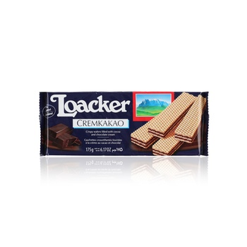 Loacker Creme Kakao Wafer 175g