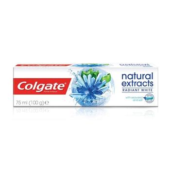 Colgate Toothpaste Naturals Seaweed Salt 75 ml @ 33% Off