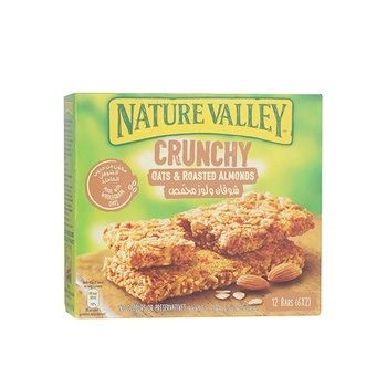 Nature Valley Roasted Almonds 252g