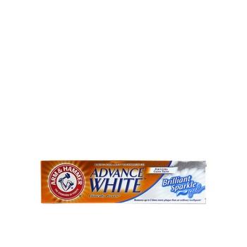 Arm & Hammer Advanced White Baking Soda Tooth Paste Gel 115g