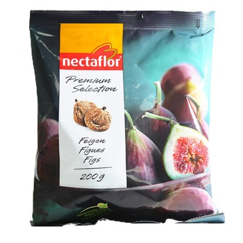 Nectaflor Figs Natural 200g
