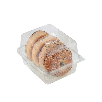 Vienna Bakery Mixed Sesame Seed Bagel 4 Pieces