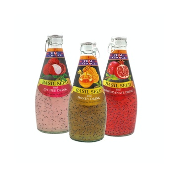 Thai Choice Basil Assorted Drinks 3 x 290ml @ Special Price