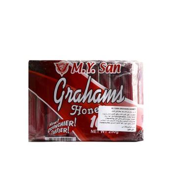 My San Grahams Honey Cracker 250g