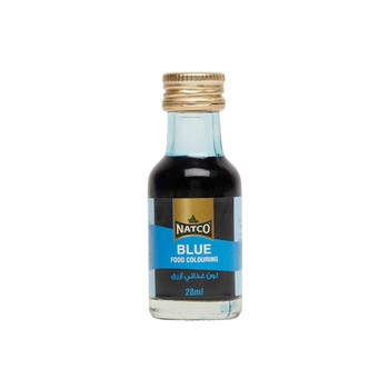 Natco Food Colouring Blue 28ml