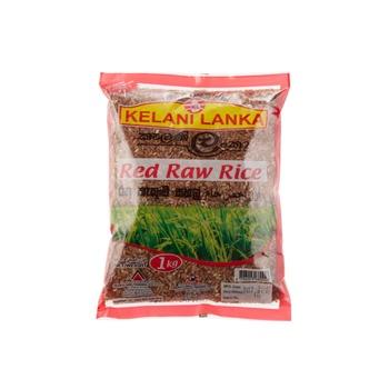 Kelani Lanka Red Raw Rice 1kg