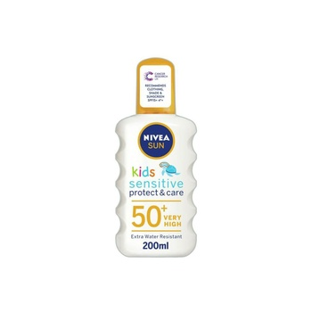 Nivea Sun Kid Sensitive Spray SPF 50+ 200ml