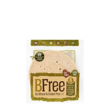 Bfree Multigrain Wraps 252g