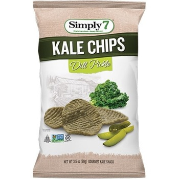 Simply7 Chips Kale Dill Pickle 99g
